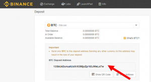 BTC Address